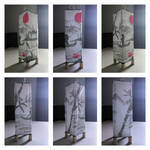 Oriental Lantern by DarkRubyMoon