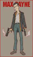 Max Payne by MrParanoidXXX