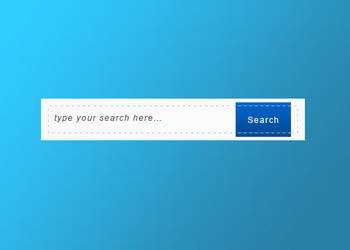 Stylish Search Bar by designerweb