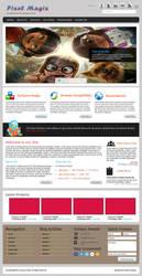 PixelMagix by designerweb