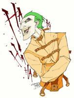 Insane Joker by Chameleon-Drei