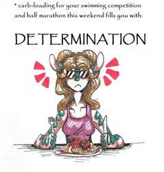 Determination by RandomHumanoid