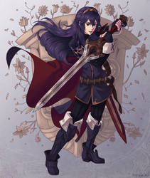 Commission: Lucina by nayuun