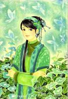 LADY OF EDUCATION by audreynguyen