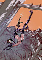 Aeon Flux by celor
