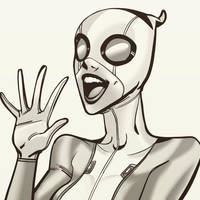Gwenpool by celor