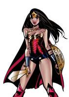 Wonder Woman by celor
