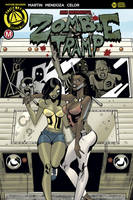 Zombie Tramp #30 cover by celor