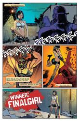 Hack/Slash Resurrection pg1 by celor