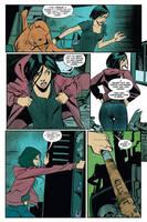 Hack/Slash Resurrection pg4 by celor