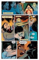 Hack/Slash Resurrection #9 pg1 by celor