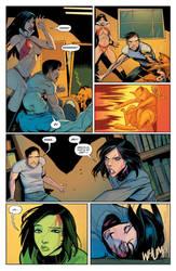 Hack/Slash Resurrection #9 pg3 by celor