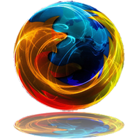 Firefox icon by oiaaron