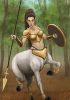 Centaur by DanAngelone