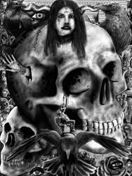 Adoration of Death by Cifercrossing