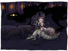 Traveling Monsters Temple by Sakamerel