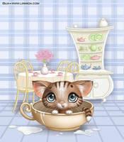 Kitty by LiaSelina