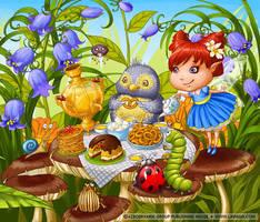 Fairy Tea by LiaSelina
