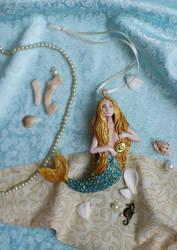 Mermaid by LiaSelina