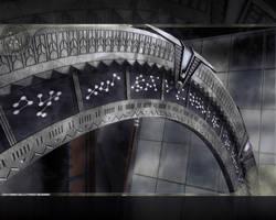Atlantis Gateroom by RonnyNeu
