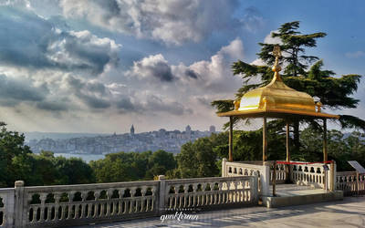 istanbul by quwen