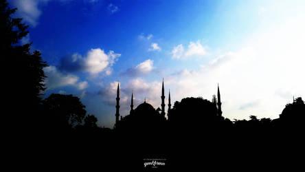 minareler by quwen