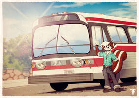 [COMM] Childhood Bus by FOXnROLL