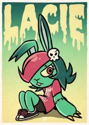 Lacie by FOXnROLL