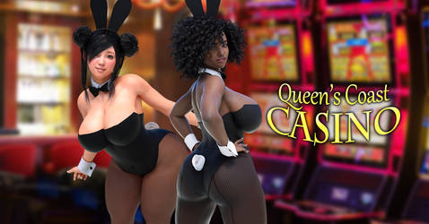Queen's Coast Casino - Uncut by WitchingHourArts