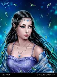 Arwen by Esmira
