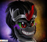 Long live the King by VittorioNobile