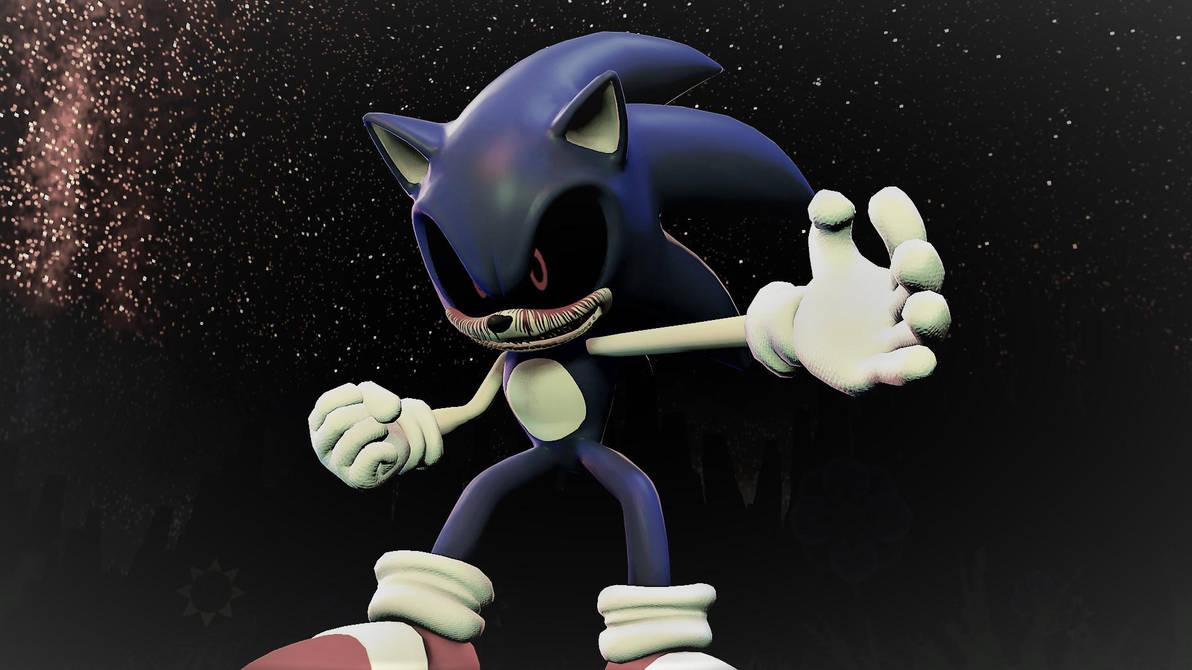 Sfm Sonic Exe Wallpaper By Angrygermankidoble On Deviantart