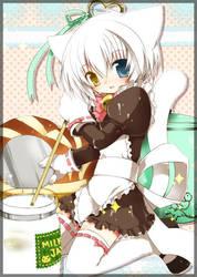 Kin no spoon by kamiyoshi