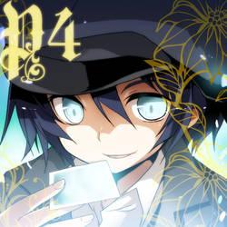 Persona4 hatter by kamiyoshi