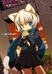 Can you TEL me? by kamiyoshi