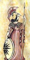 Athena by Crisantemo