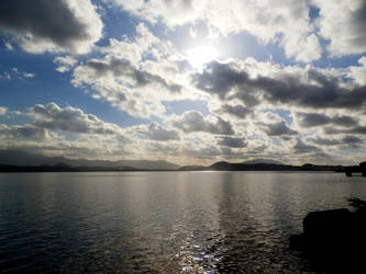 Overcast Bay by Daft-Perception