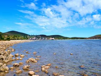 Beachfront Sky by Daft-Perception