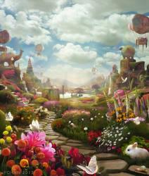 Amalias World by Yohan-2014