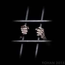 Hashtag Prison by Yohan-2014