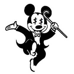 Monopoly Mouse 4 by MikeNobody