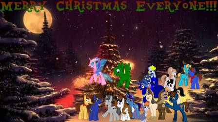 Chirstmas Tribute 2018 title card by Digigex90