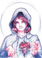 Virgin Mary by Ainon