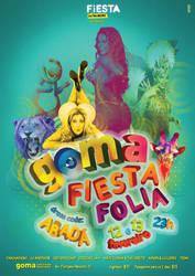 Goma Fiesta Folia by Ainon