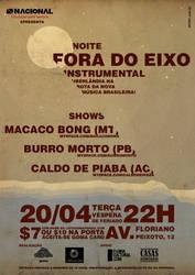 Noite Fora do Eixo by Ainon