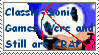 Anti Classic Sonic Stamp version1 by PooPooMan12345678