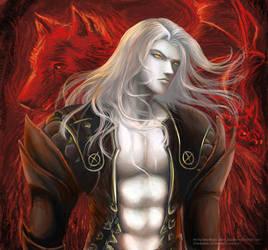 Castlevania LoS: Alucard by Saiyakupo