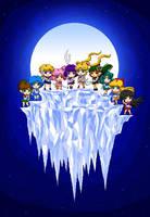 Sailor Moon by rei-baahk