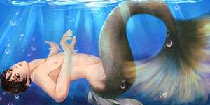 Under The Sea by the-kingy