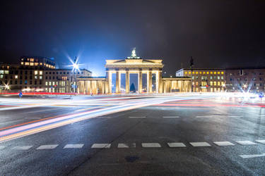 Brandenburger Tor by JannF